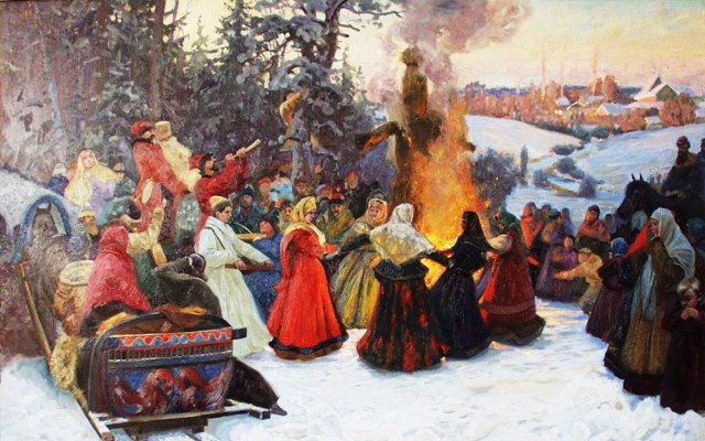 Масленица: история и традиции