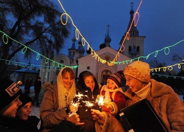 празднование и традиции православного рождества