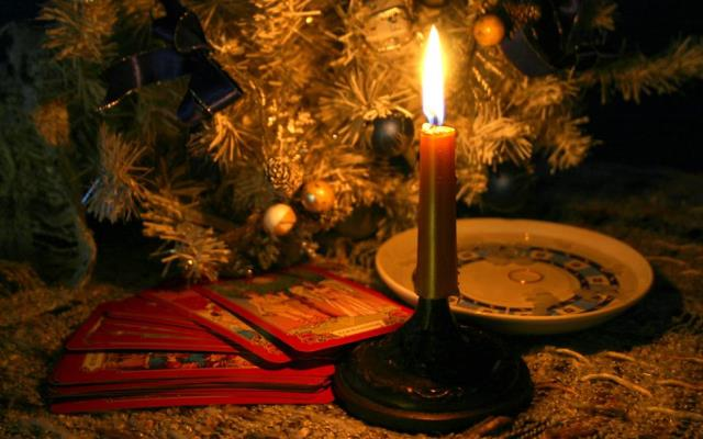 Гадание на Рождество на желание