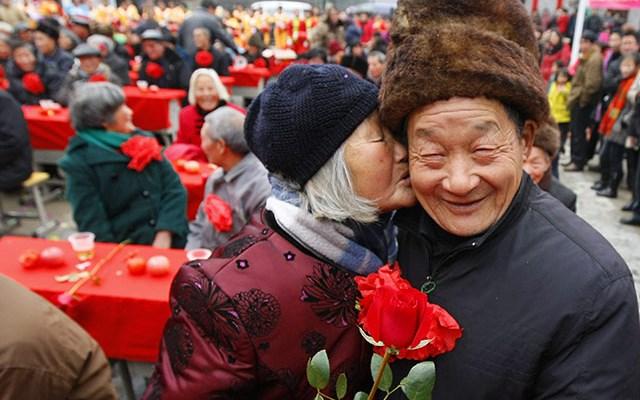 Днем Святого Валентина