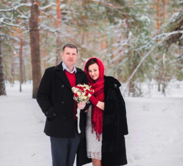 Свадьба 21 февраля