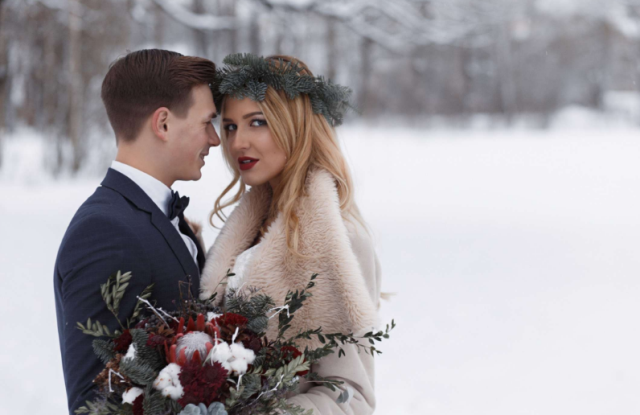 Свадьба 12 февраля