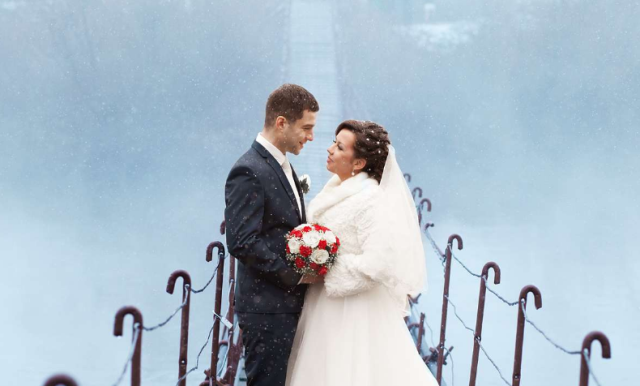 Свадьба 9 февраля
