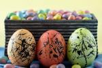 Традиционные и необычные способы окрашивания Пасхальных яиц