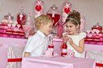 Вечеринка в стиле Дня Святого Валентина