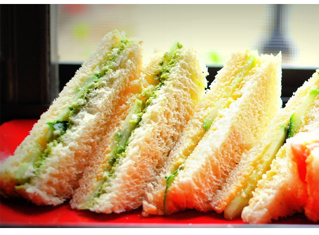 Изготовление бутербродов
