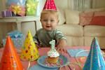 Как устроить первый день рождения