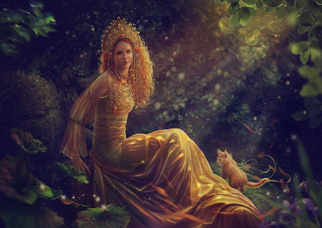 Богиня Майя