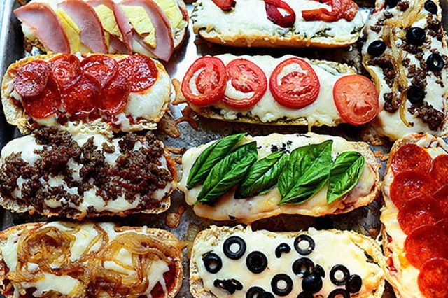 Бутерброды для пикника