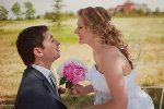 Все особенности июньской свадьбы