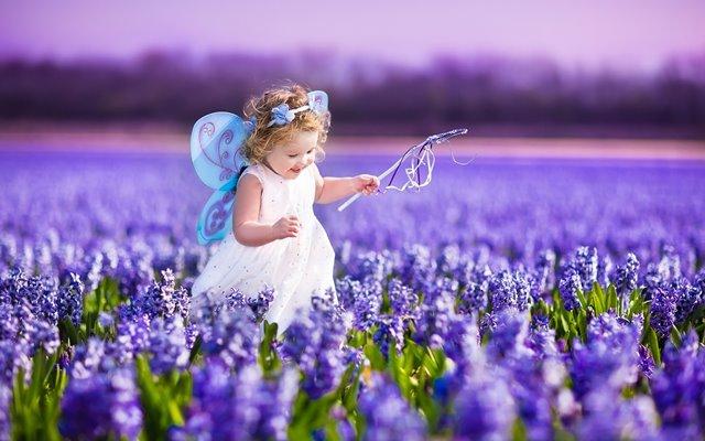 Маленькая бабочка