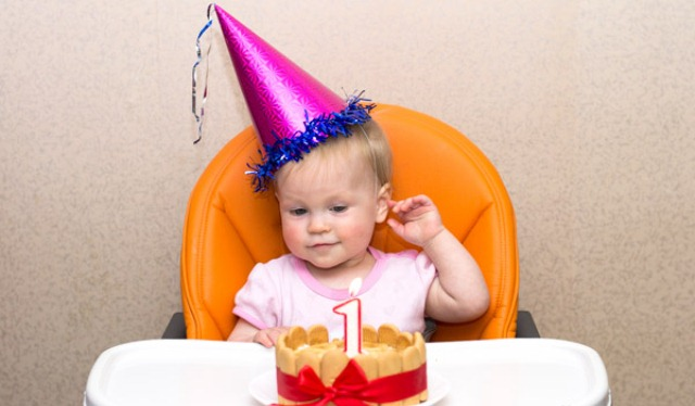 Сценарий первого Дня рождения