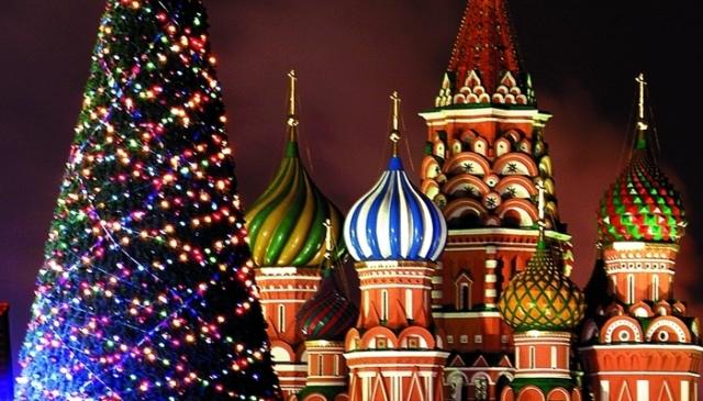 Кремлевская елка