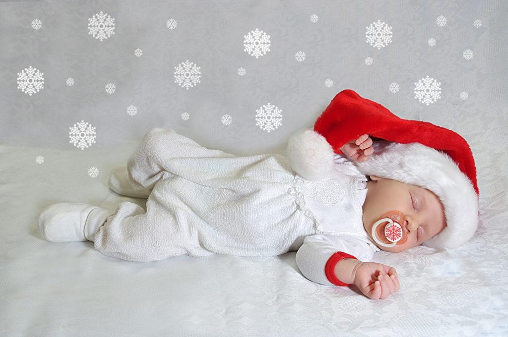 Питание ребенка на Новый год