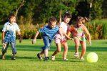 Как развлечь детей на воздухе