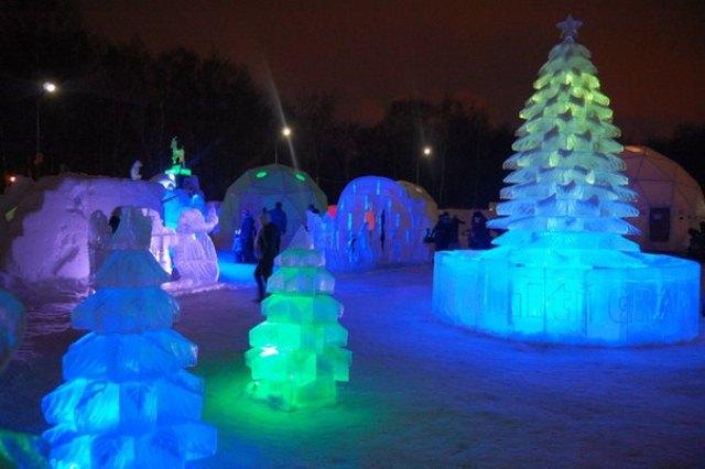 В Кузьминском парке