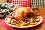 Новогодние мясные блюда