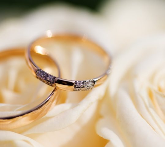 14 лет совместной жизни – красивые традиции Агатовой свадьбы