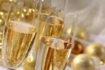 С Днем рождения, шампанское