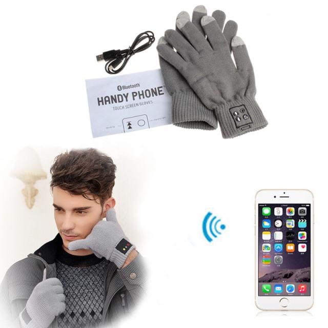 Перчатки-гарнитура