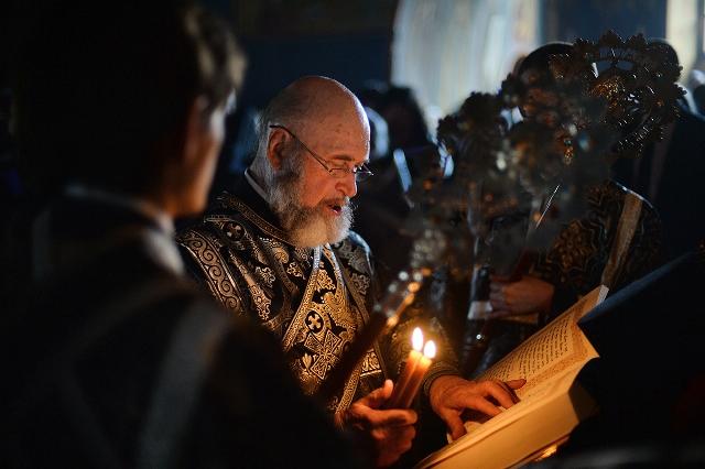 Литургия Преждеосвященных Даров