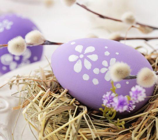 Что такое декупаж: интересные методы и приемы украшения яиц на Пасху своими руками