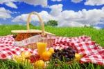 Меню для пикника на природе: