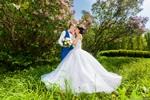 Яркая майская свадьба