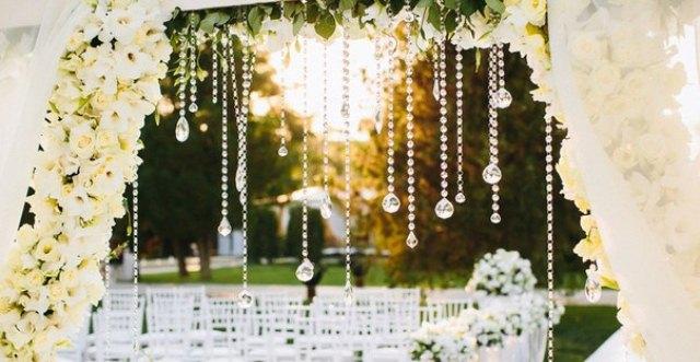 Юбилей свадьбы 15 лет