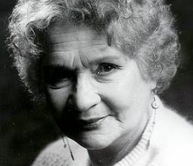 Дарья Максимовна Пешкова