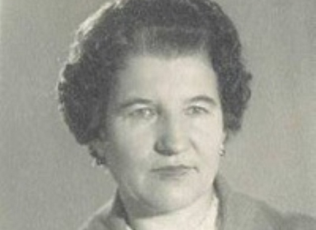 Дарья Матвеевна Гармаш