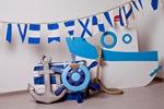 Как организовать детский праздник в морском стиле