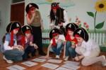 Конкурсы пиратской вечеринки