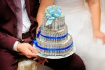 Оригинальные способы вручения денег на свадьбе