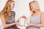 Подруга именинница выбираем подарок