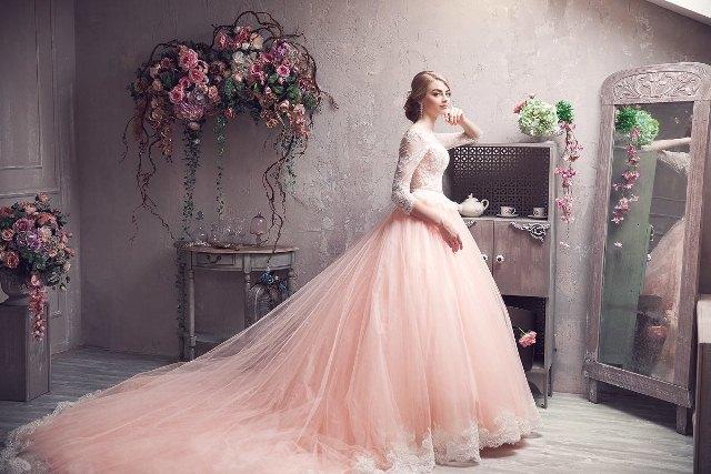 Розовые