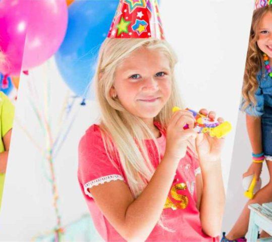 Как отпраздновать десятилетие девочки: тематический день рождения на 10 лет