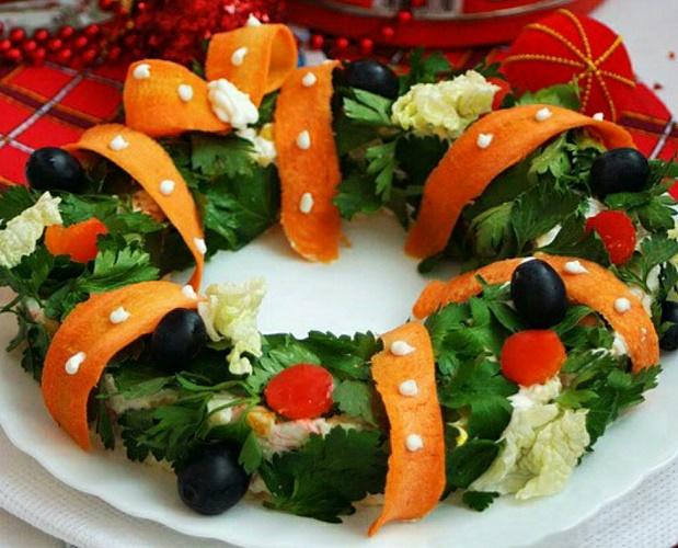 Цветы из вареной моркови своими руками фото 837