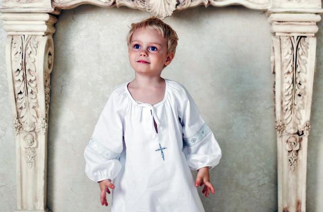что крестная дарит на крестины крестнику
