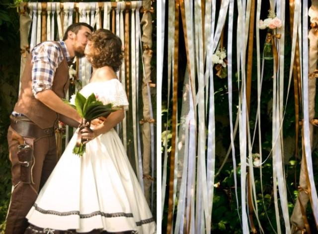 Наряды для кожаной свадьбы