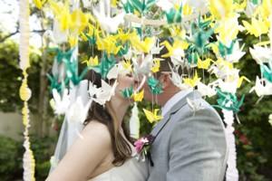 Празднование второй годовщины свадьбы