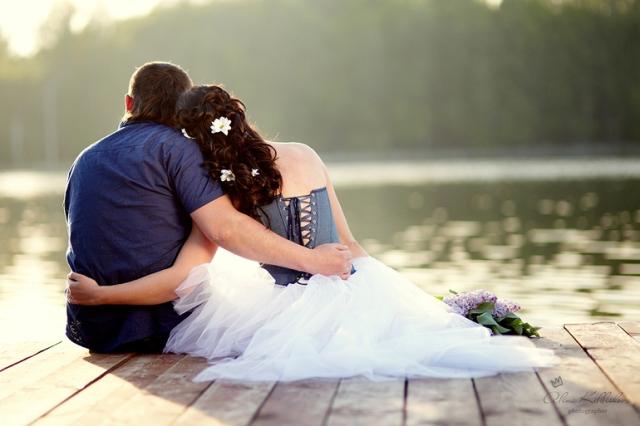 Три года свадьбы