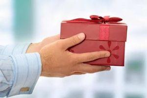 Романтические подарки для женщин