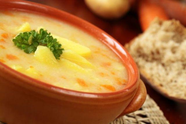 Картофельная похлебка