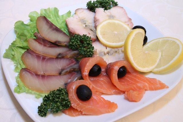 Рыбные закуски