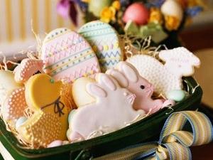 Вкусные подарки на Пасху