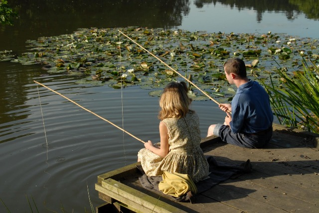 Любительская рыбная ловля