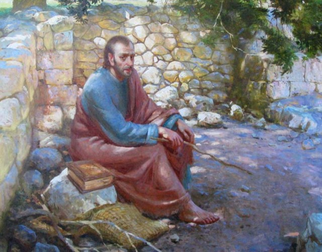 Жизнь апостола Павла