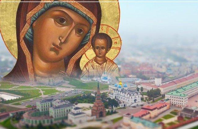 Чудеса Казанской иконы