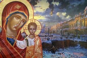 Чудеса иконы Божьей Матери
